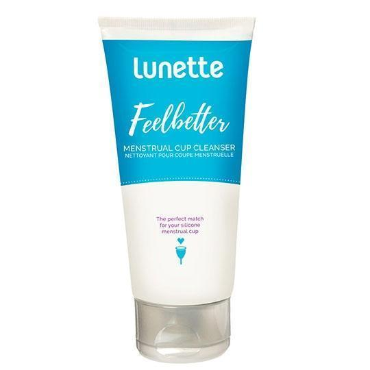 Lunette Feelbetter Menstrual Cup Cleanser - 3.4Oz/100Ml