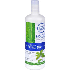 Mill Creek Biotin Conditioner - 16 Fl Oz