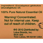 Natures Alchemy Essential Oil - Eucalyptus - .5 Oz