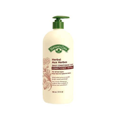 Natures Gate Herbal Daily Conditioner - 32 Oz