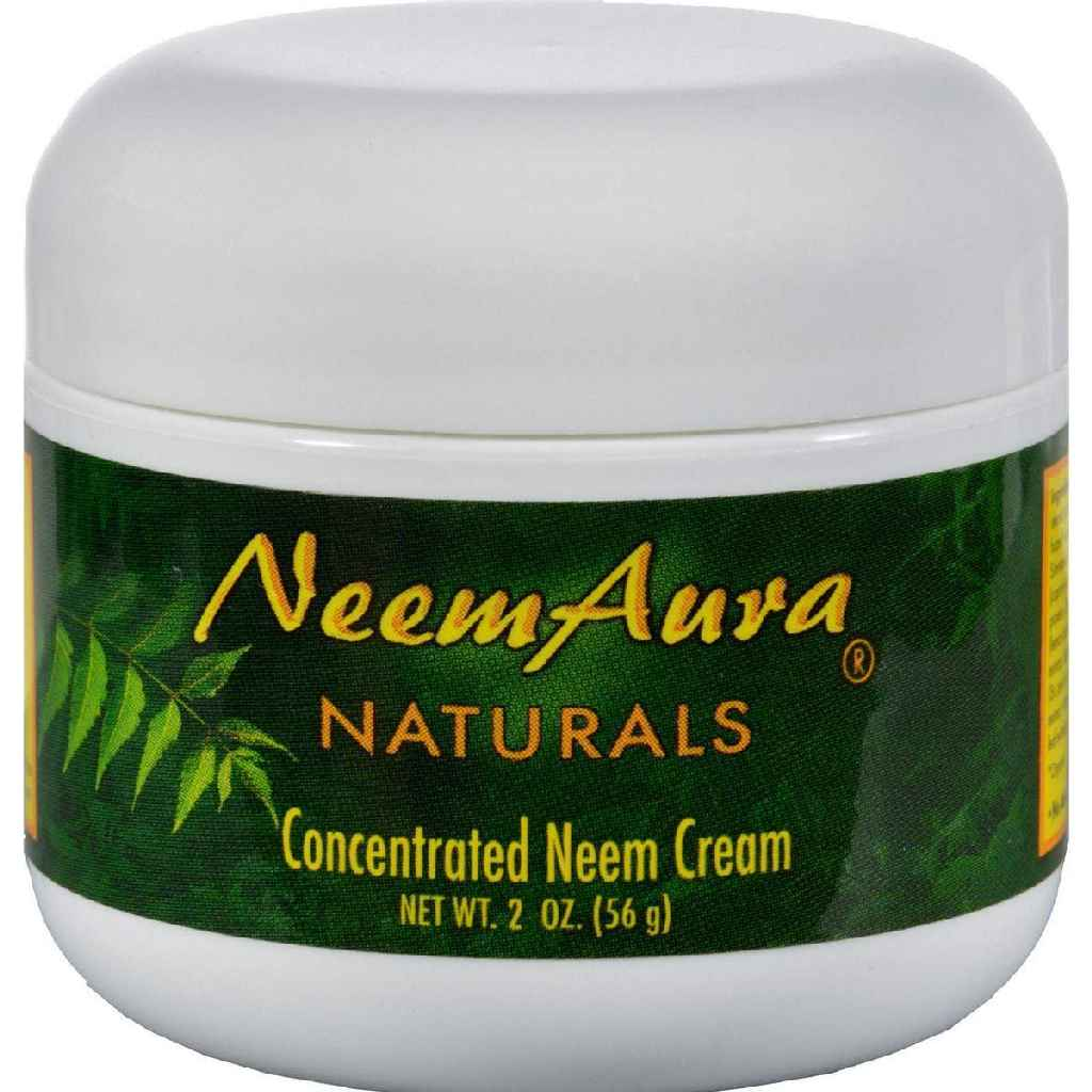 Neem Aura Creme With Aloe And Oil - 2 Oz