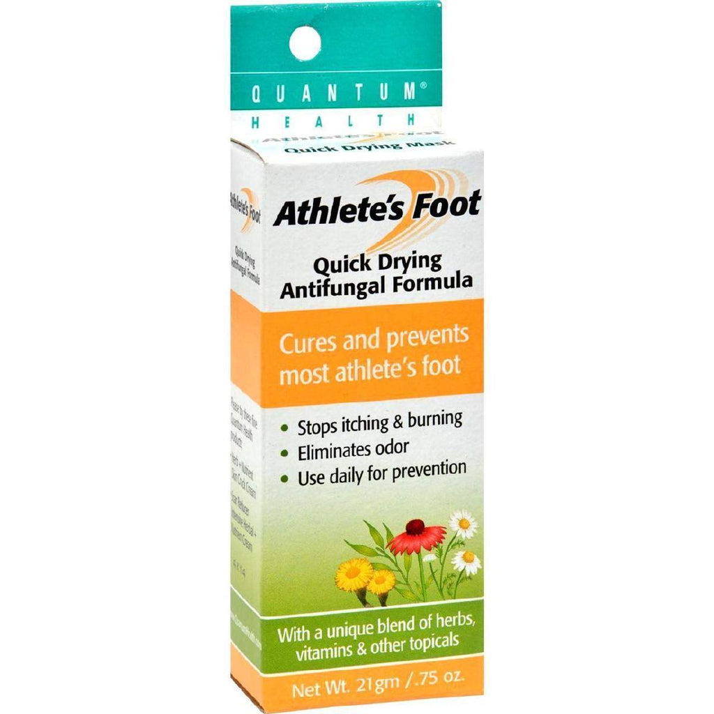 Quantum Athletes Foot Treatment Mask - 0.75 Oz