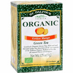 St Dalfour Organic Golden Mango Green Tea - 25 Bags