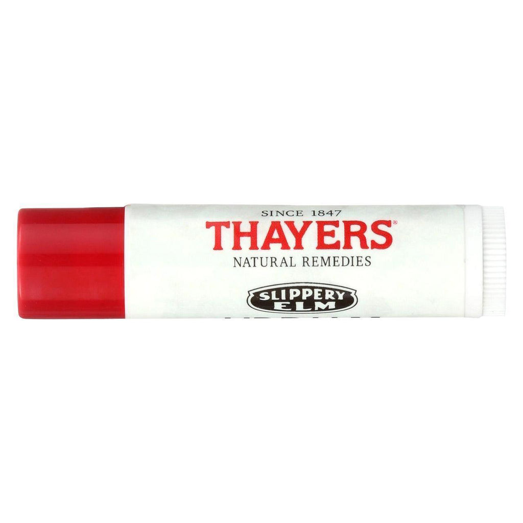 Thayers Slippery Elm Lip Balm - Orange Grove - Case Of 24 - 0.15 Oz.