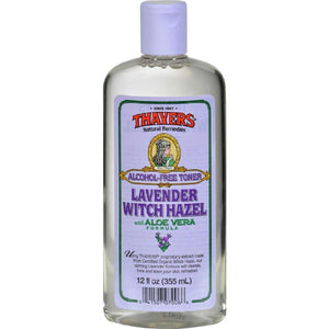 Thayers Witch Hazel With Aloe Vera Lavender - 12 Fl Oz
