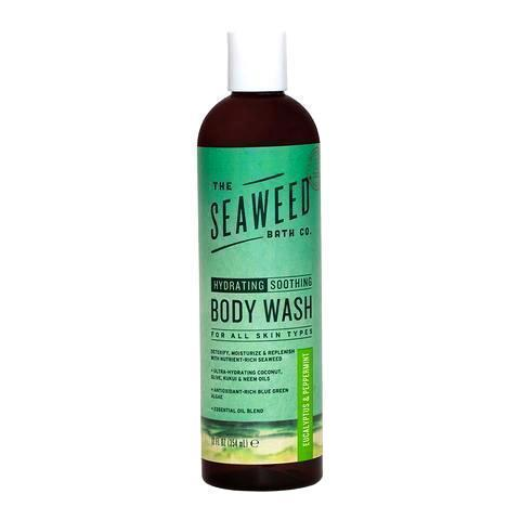 The Seaweed Bath Co Body Wash - Eucalyptus & Peppermint - 12 Fl Oz
