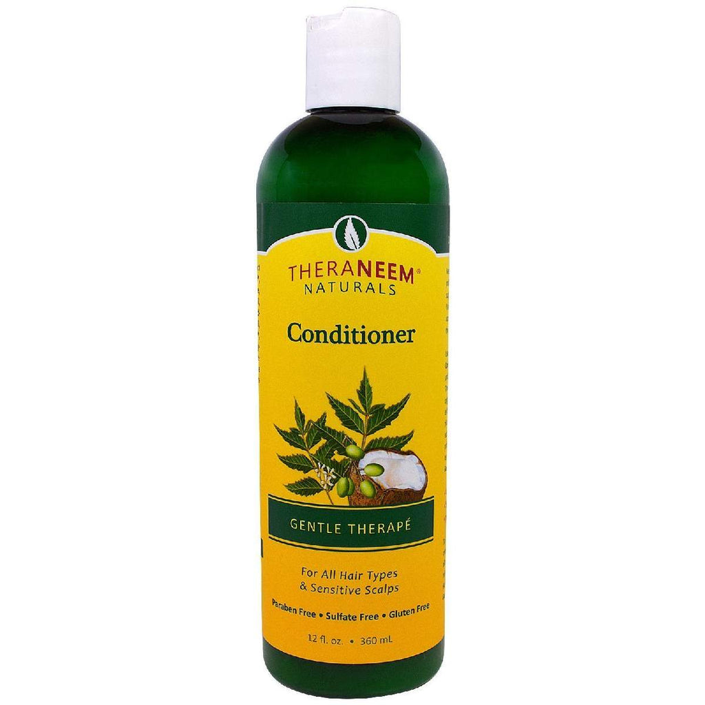 Theraneem Naturals Conditioner - Gentle Therapy - 12 Fl Oz
