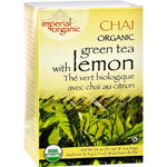 Uncle Lees Tea Organic Imperial Lemon Chai - 18 Bags