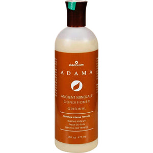 Zion Health Adama Clay Minerals Conditioner - 16 Fl Oz