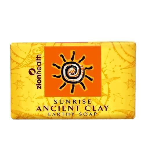Zion Health Clay Soap - Sunrise - 6 Oz