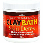 Zion Health Claybath Skin Detox - 16 Oz