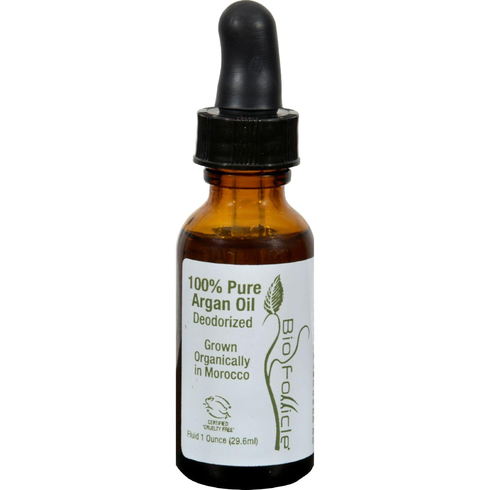 Bio Follicle Argan Oil - 2 Fl Oz