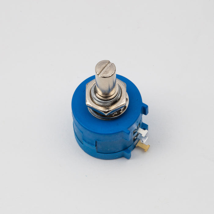 Potentiometer - 10 Turn - TinkerTech