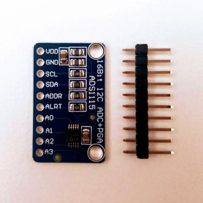 ADS1115 16 Bit Analog to Digital Converter - TinkerTech