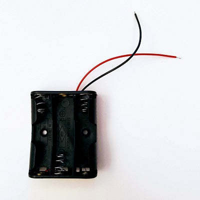 AA 3x Battery Holder - TinkerTech