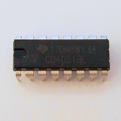 8 Channel Analog Multiplexer - CD4051 - TinkerTech