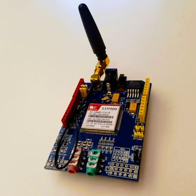 Cellular Development Board - TinkerTech