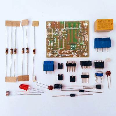 Light Operated Switch Kit - TinkerTech