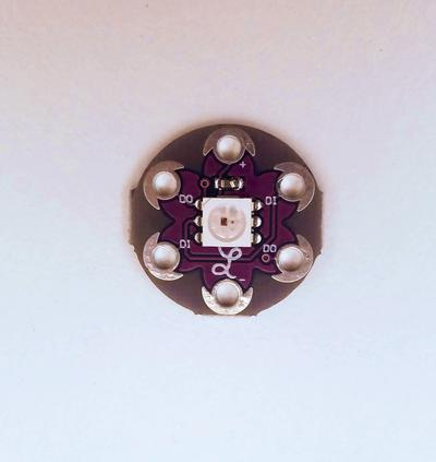 Lilypad Programmable RGB LED - WS2812 - TinkerTech