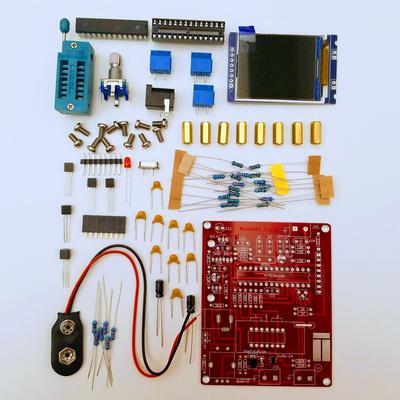 Multi-Tester and Square Wave Generator Kit - GM328 - TinkerTech