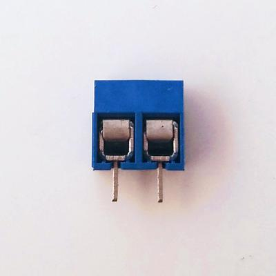 Screw Terminal - 2 Pin, 5mm Pitch - TinkerTech