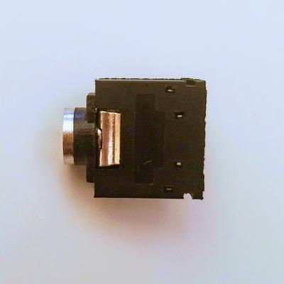 "Stereo Jack - 1/8"" - 5 Pin PCB Mount - TinkerTech"
