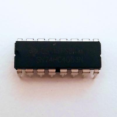 Triple 2 Channel Analog Multiplexer - CD4053 - TinkerTech