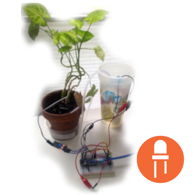 Workshop: Automated Arduino Plant Watering System - TinkerTech