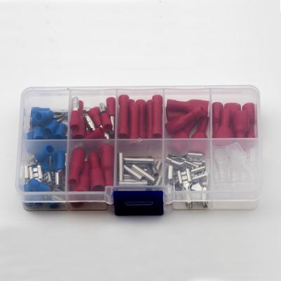 Crimp Connectors - 120 Pcs - TinkerTech
