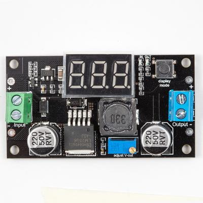 Adjustable Step Down Voltage Regulator - Module - TinkerTech