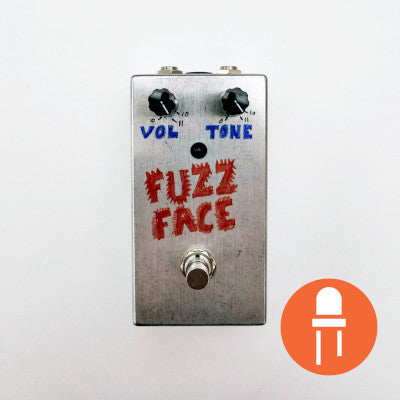 Workshop: Fuzz Face Guitar Pedal (2 hour sessions for Parts 1 and 2) - TinkerTech