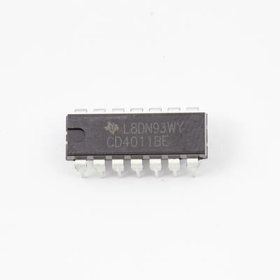 NAND Gate - CD4011 - TinkerTech
