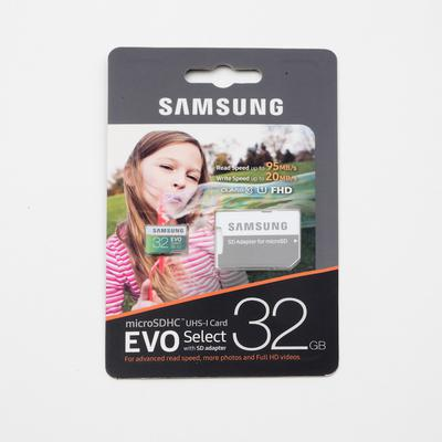 Micro SD Card - 32GB - TinkerTech