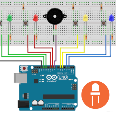 Workshop: Arduino Simple Simon Game - TinkerTech