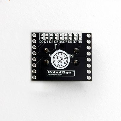 WeMos Dual Button Shield - TinkerTech
