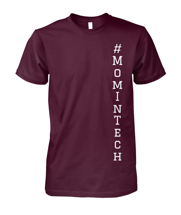 MomInTech tshirts - The Simple Flair