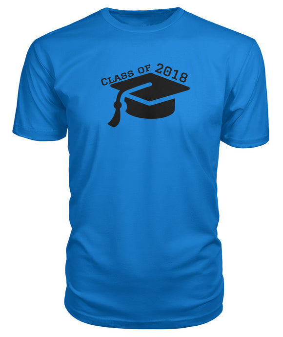 Classof2018 - The Simple Flair