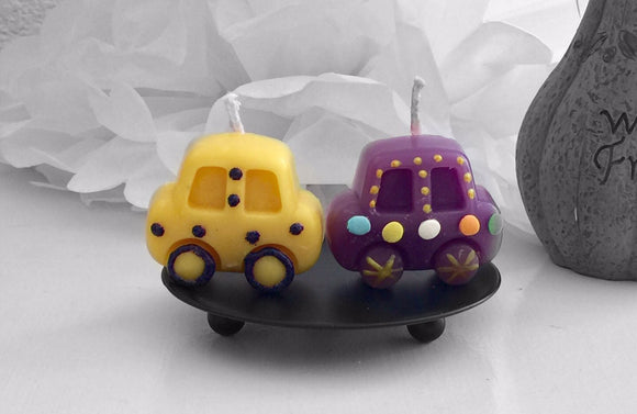 Car Candle: Set of 2 - The Simple Flair