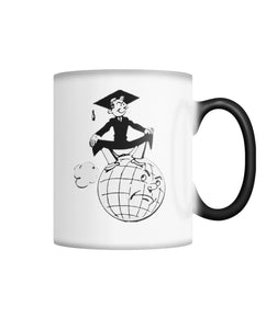 World Grad Color Changing Mug - The Simple Flair