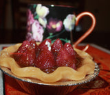 Strawberry Pie Candle - The Simple Flair