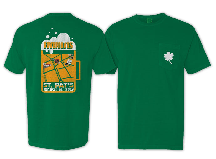 5 Points St. Pat's Shirt