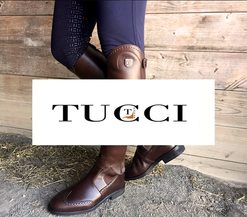 Tucci Brand Riding Boots
