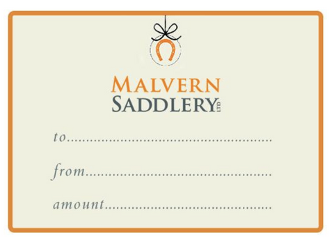 Shop GIFT CARD PROMO - Malvern Saddlery