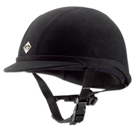 Shop Charles Owen JR8 Helmet - Malvern Saddlery