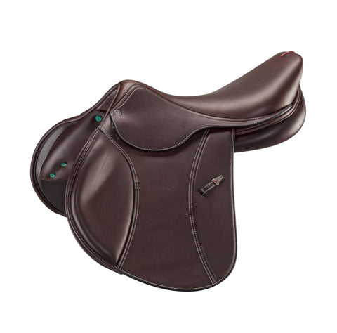 Equipe EK-Evo Grip Saddle - Malvern Saddlery