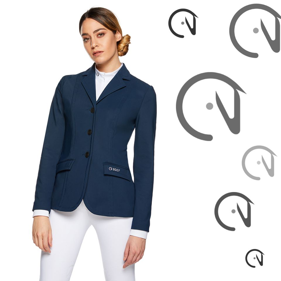 Shop Ego 7 Be Air Competition Jacket - Malvern Saddlery
