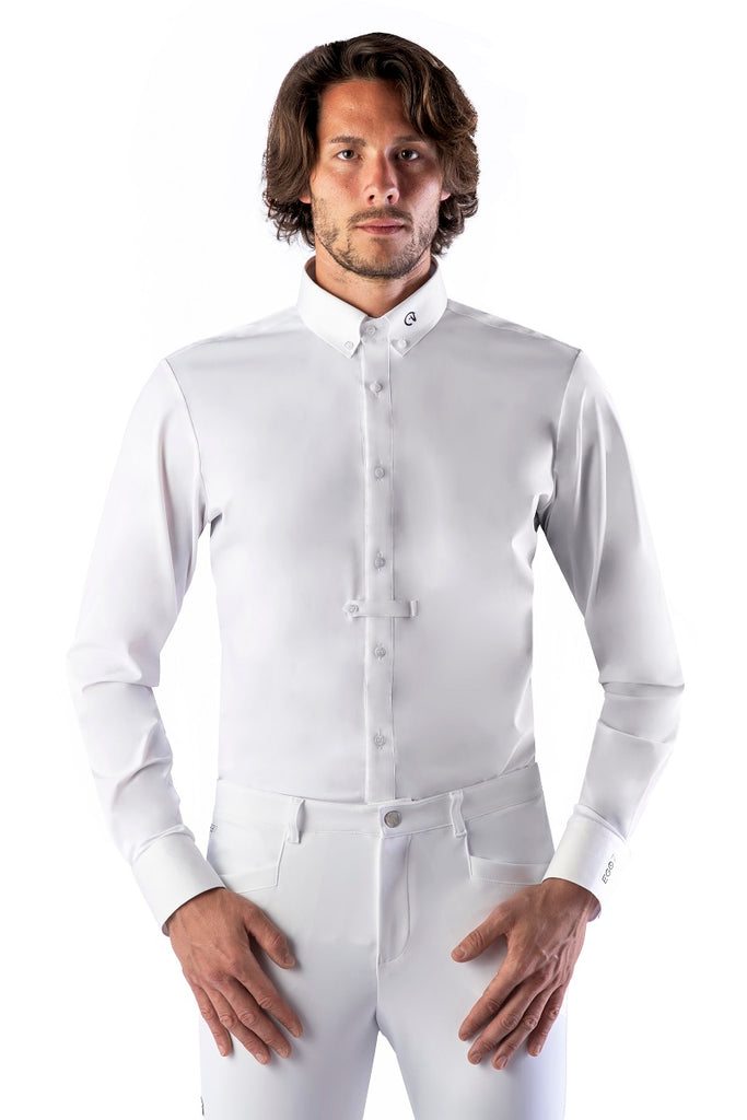 Shop EGO7 Mens Competition Shirt - Malvern Saddlery