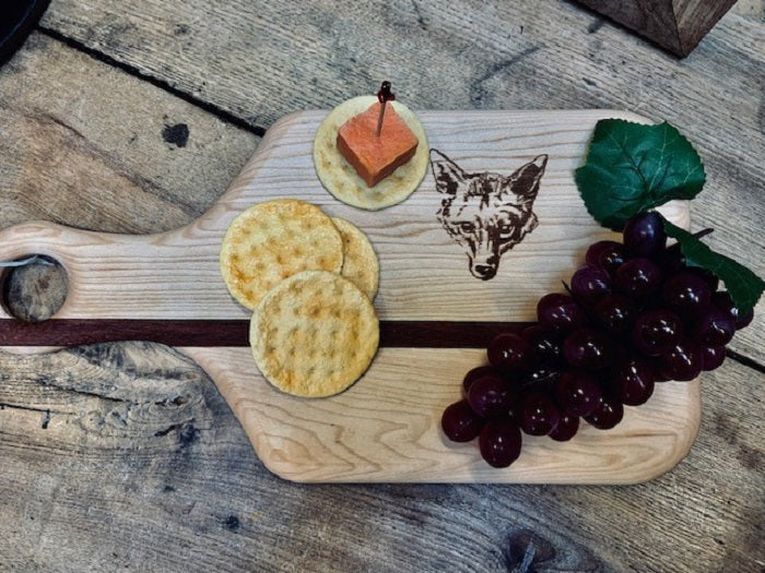 Shop Fox Mask Cheeseboard - Malvern Saddlery