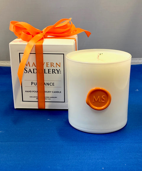 Shop Malvern Saddlery 'Puissance' Candle - Malvern Saddlery