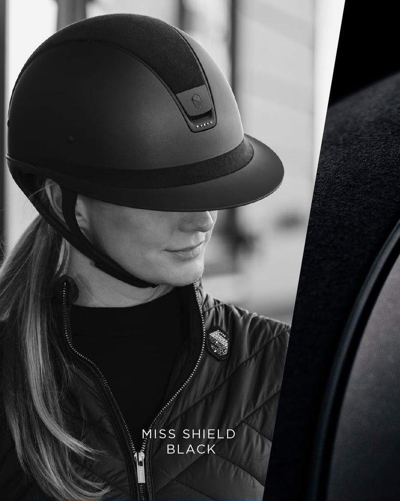 Miss Shield Black